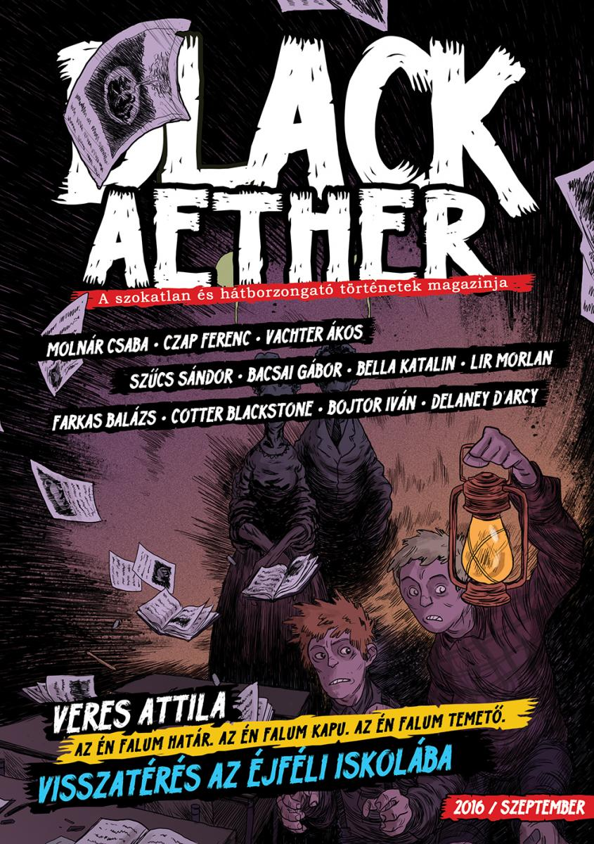 Black Aether #3