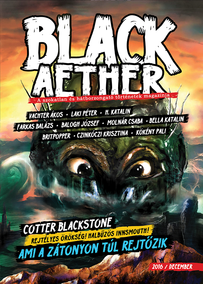 Black Aether #4