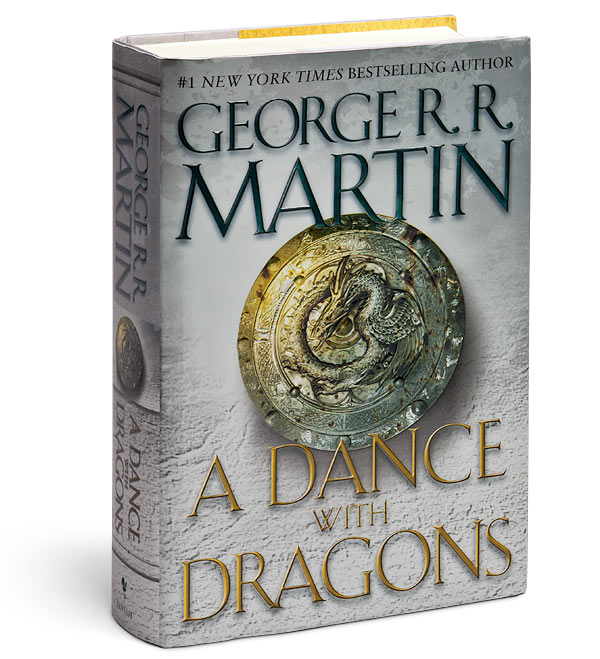 The Reader: A Dance with Dragons by George R. R. Martin A Dance With Dragons Audiobook Cover