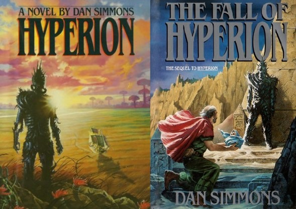Dan Simmons: Hyperion; The Fall of Hyperion