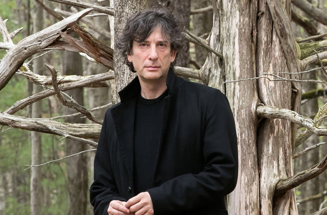 Neil Gaiman (kép forrása: Long Center)