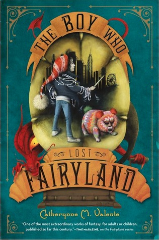 The Boy Who Lost Faryland
