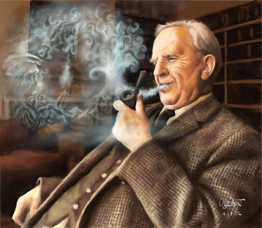 David Luebbert: Tolkien Daydreams